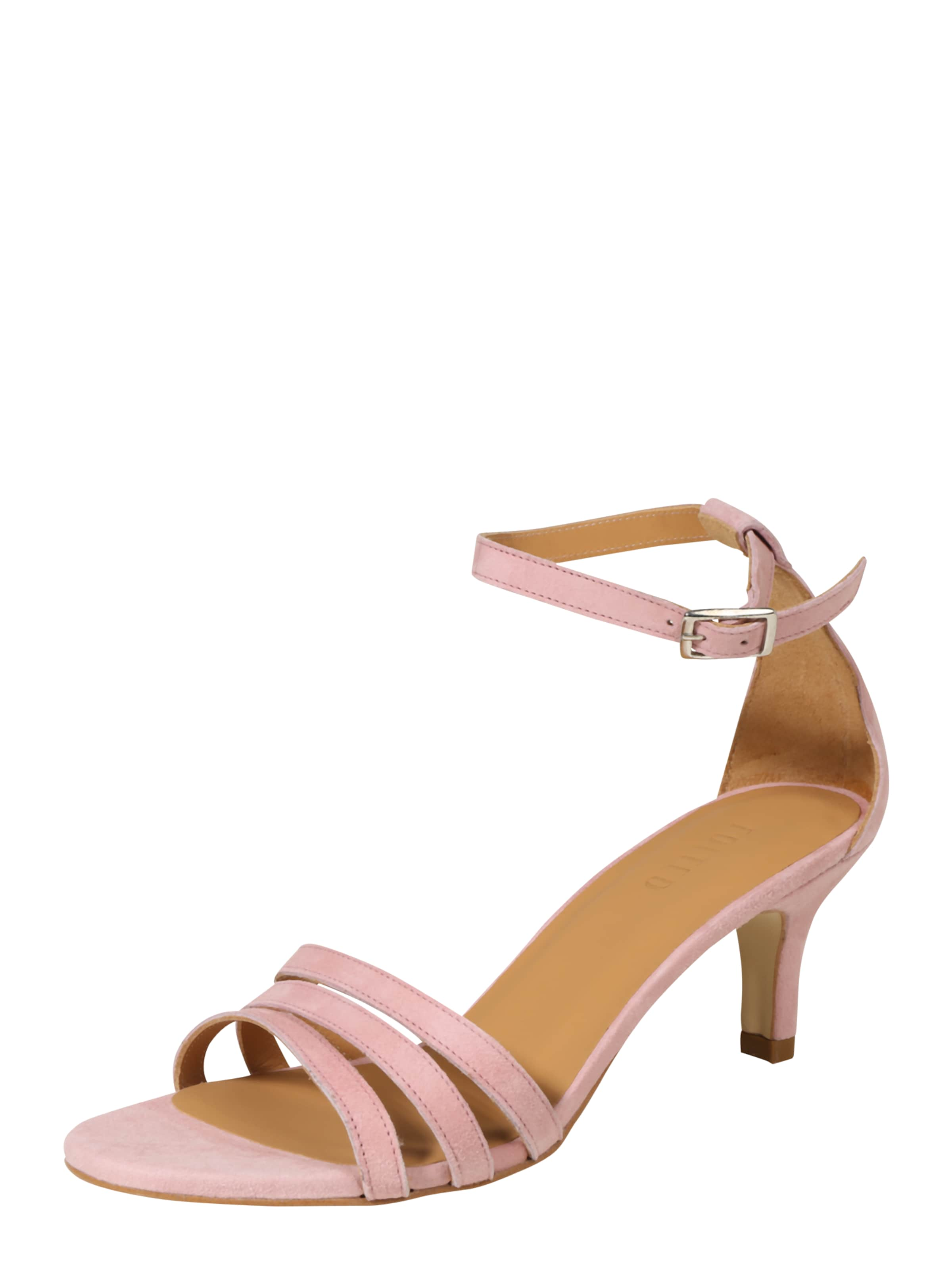 EDITED Sandalette Amela Verschleißfeste billige Schuhe