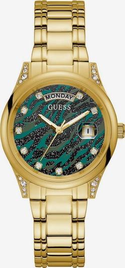GUESS Analoog horloge 'AURA' in de kleur Goud, Productweergave