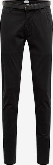 Pantaloni eleganți Lindbergh pe negru, Vizualizare produs