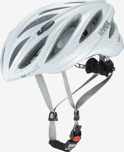 UVEX Uvex Boss Race Fahrradhelm in weiß, Produktansicht