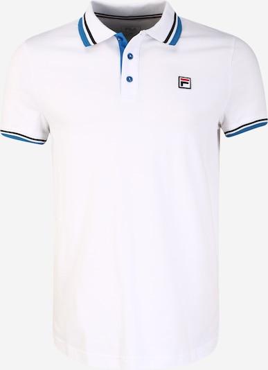 FILA Poloshirt 'Carsten' in weiß, Produktansicht