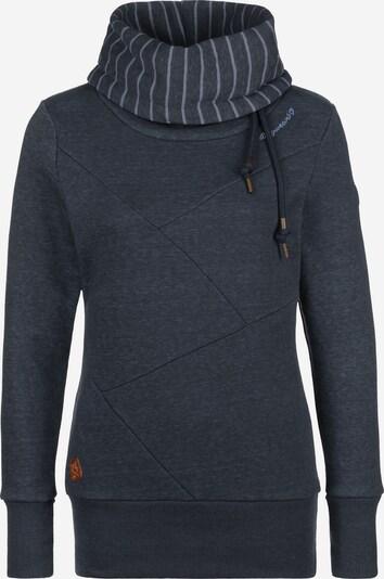 Ragwear Sweater ' Viola W ' in navy / weiß, Produktansicht