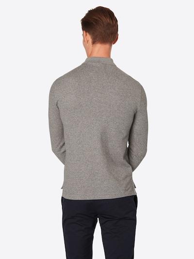 Polo Ralph Lauren Shirt 'LSKCSLIMM2-LONG SLEEVE-KNIT' in de kleur Donkergrijs: Achteraanzicht