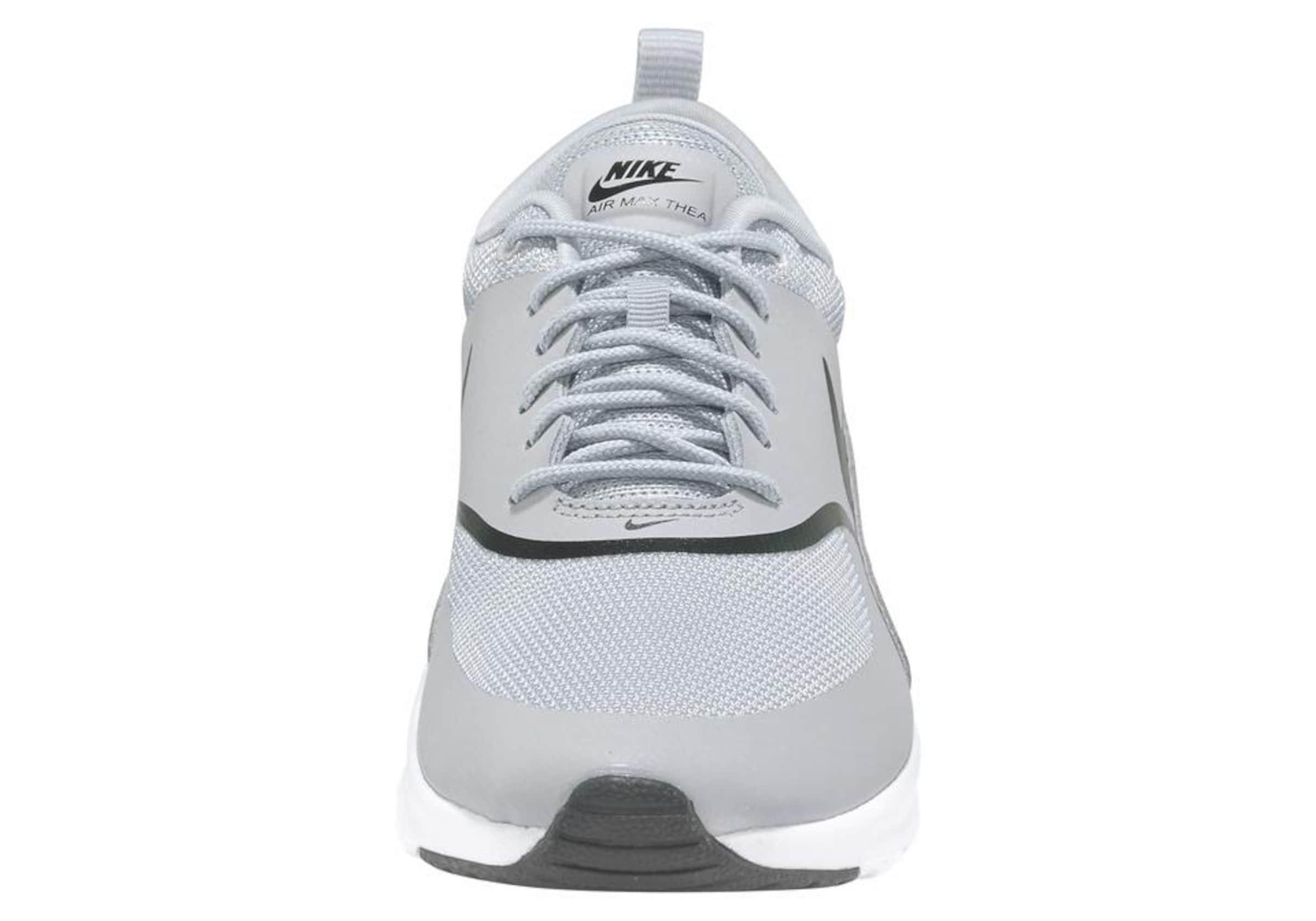 Thea' 'air ClairNoir En Sportswear Max Nike Basses Gris Baskets vnmw8ON0