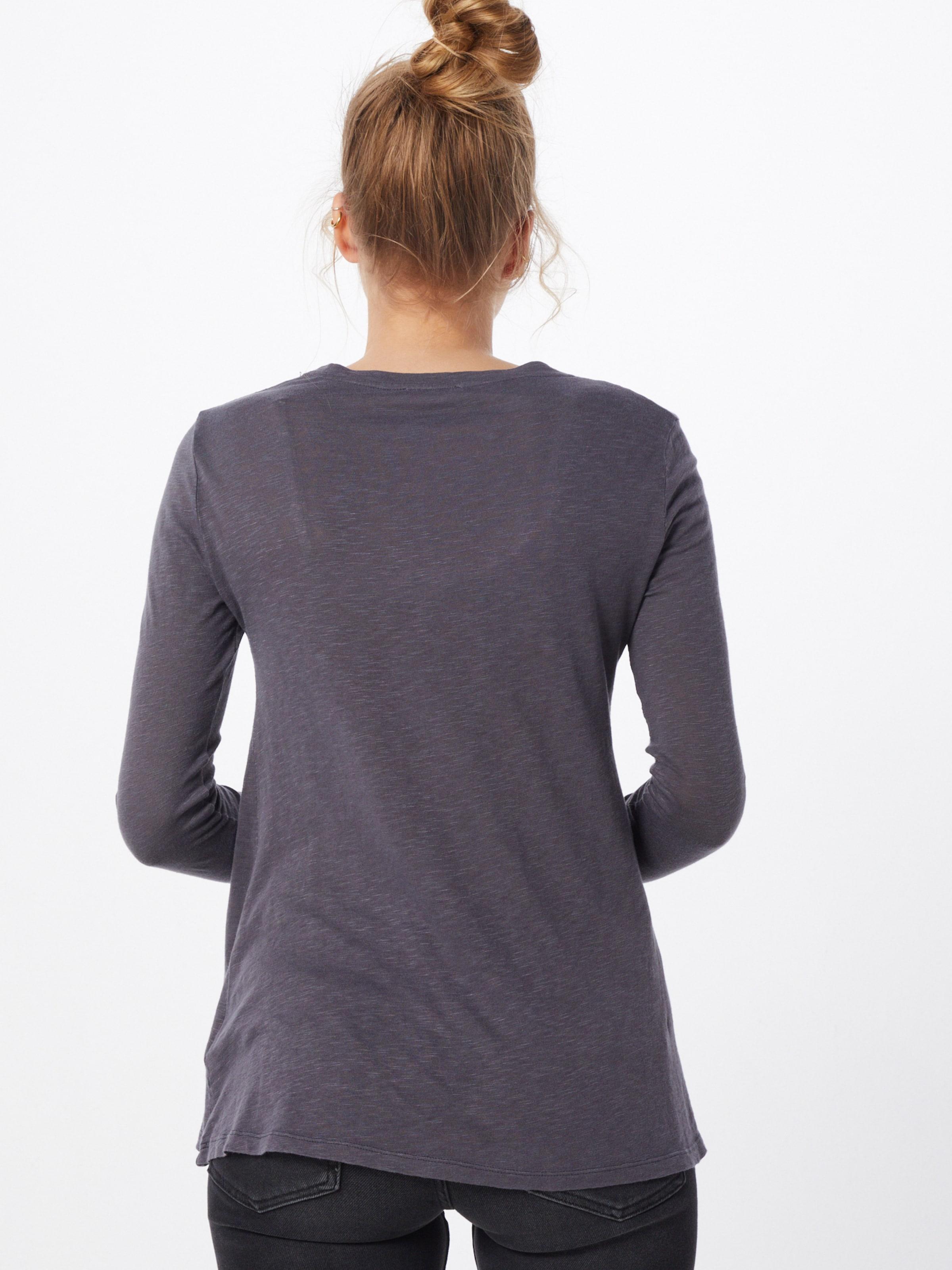 AMERICAN VINTAGE Shirt 'KOBIBAY' in dunkelgrau