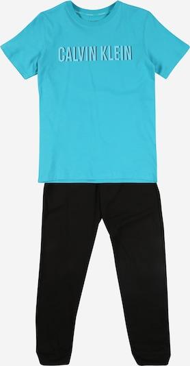Calvin Klein Underwear Nachtkledij in de kleur Blauw / Zwart, Productweergave