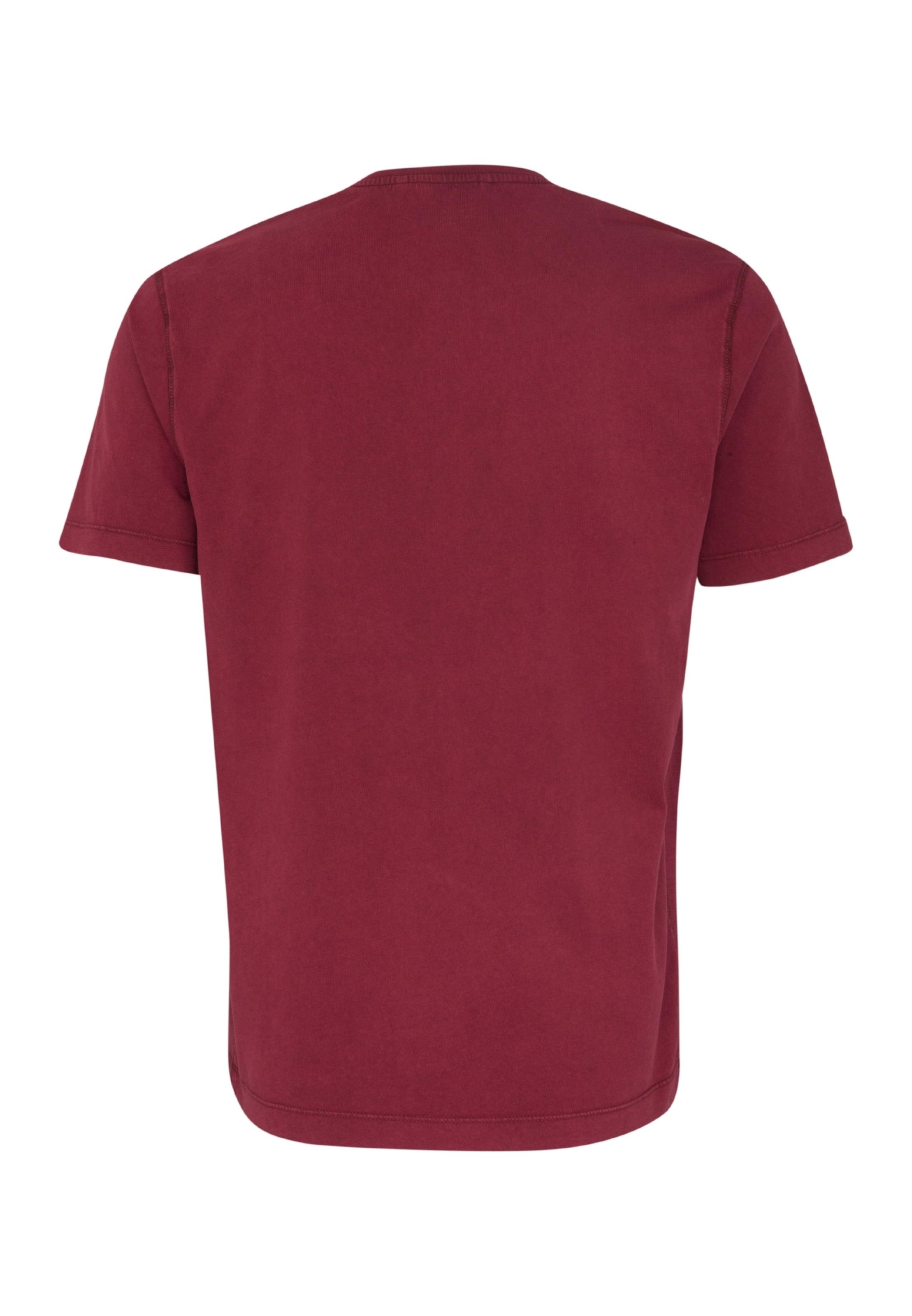 shirt In Camel T Karminrot Active zVjqGpSLUM