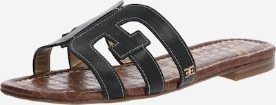 Sam Edelman Pantolette 'BAY' in schwarz, Produktansicht