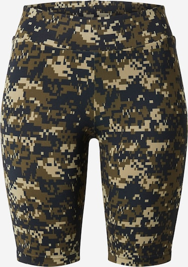 Urban Classics Shorts 'Camo Tech Cycle' in khaki, Produktansicht