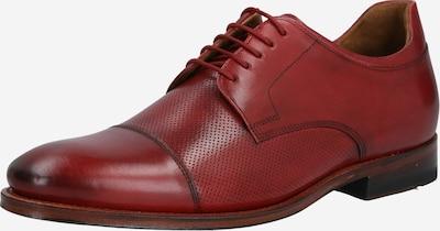 Gordon & Bros Halbschuhe 'FABIEN' in rot, Produktansicht