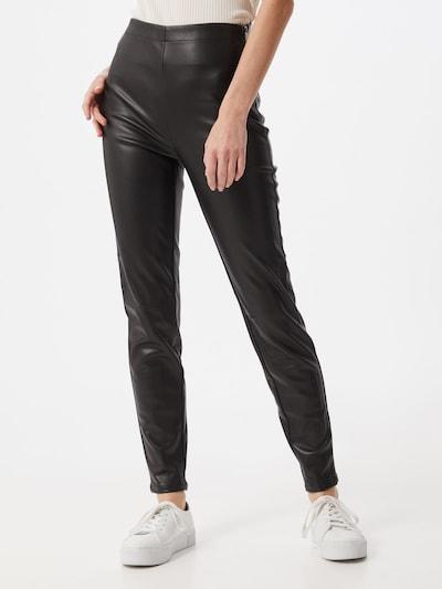 ESPRIT Leggings 'Nappa' in schwarz, Modelansicht