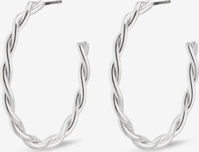 Pilgrim Ohrringe 'Naja' in silber, Produktansicht