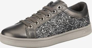 GEOX Sneaker 'Djrock' in Grau