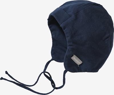 STERNTALER Erstlingsmütze in blau, Produktansicht