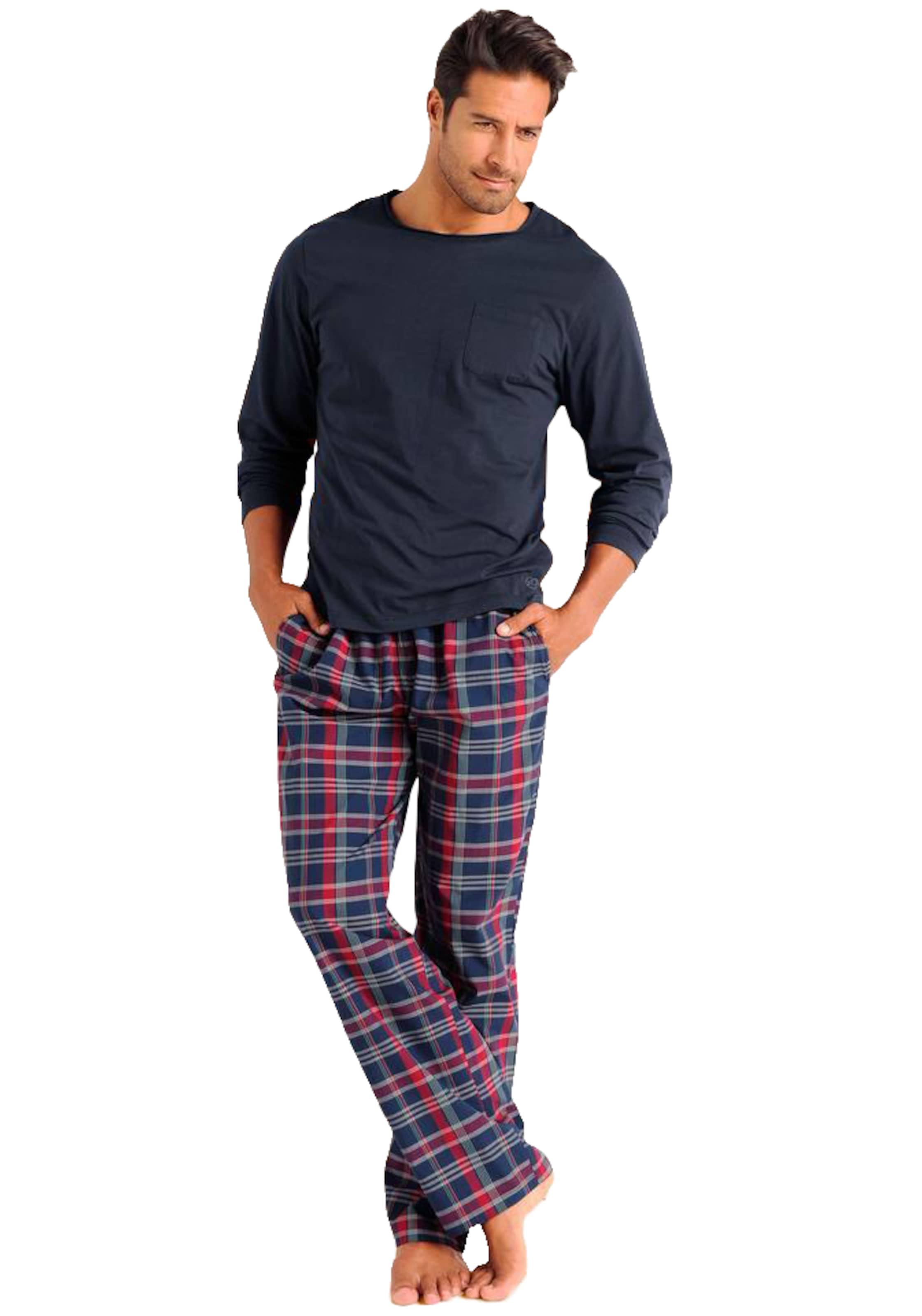 Lang oliver Pyjama Navy S In WEYDH9I2