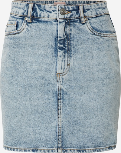 ONLY Jeansrock in blue denim, Produktansicht