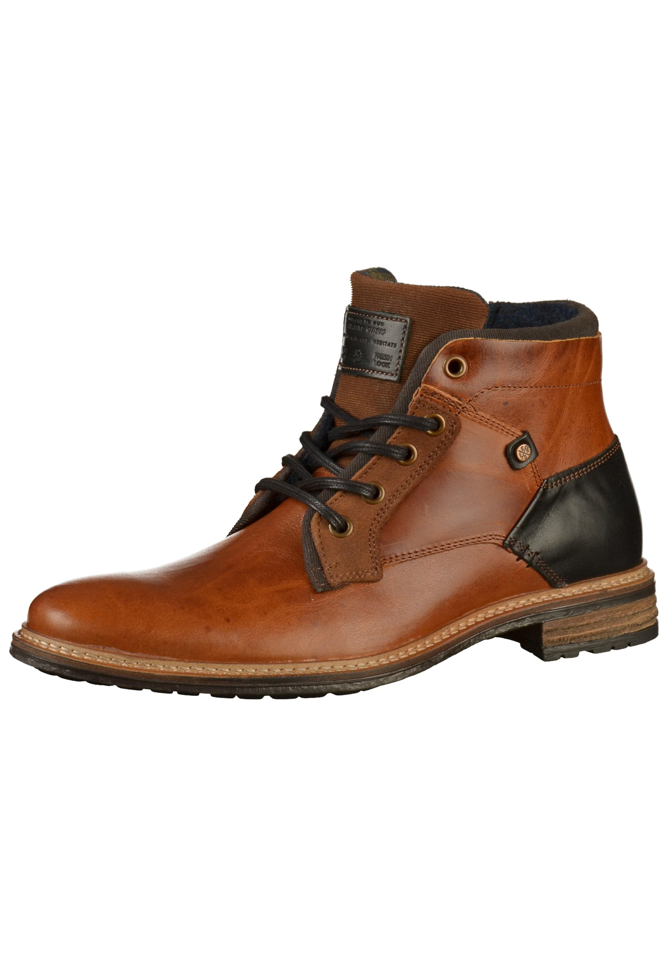 BULLBOXER Stiefelette Verschleißfeste billige Schuhe Hohe Qualität