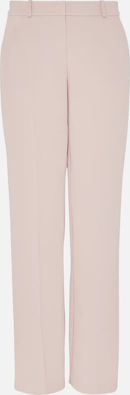 HALLHUBER Weit geschnittene Hose mit Bügelfalten