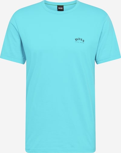 BOSS ATHLEISURE Shirt in de kleur Turquoise, Productweergave