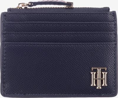TOMMY HILFIGER Portemonnaie in dunkelblau: Frontalansicht