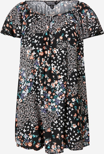 Dorothy Perkins Shirt 'Blush' in mischfarben / schwarz, Produktansicht