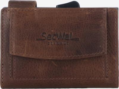SecWal Portemonnee 'Rfid' in de kleur Bruin, Productweergave