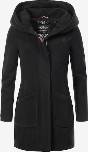 MARIKOO Wintermantel 'Maikoo' in schwarz, Produktansicht