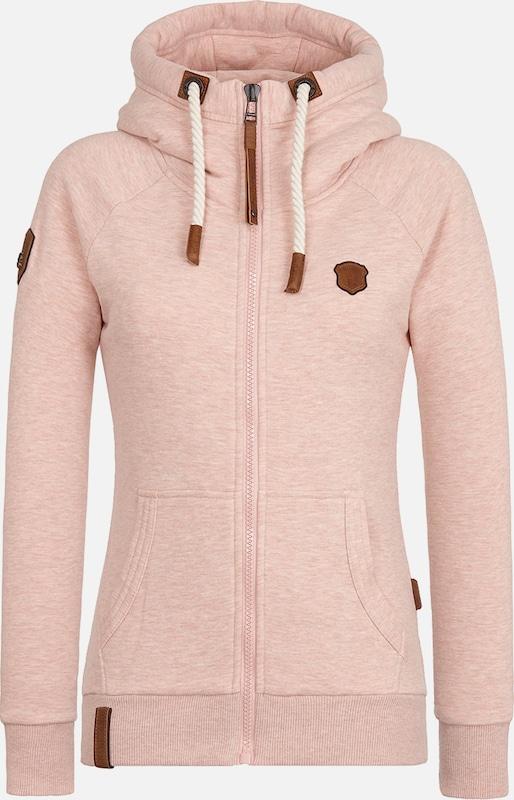Naketano Jacke 'Brazzo' in Rosa  Mode neue Kleidung