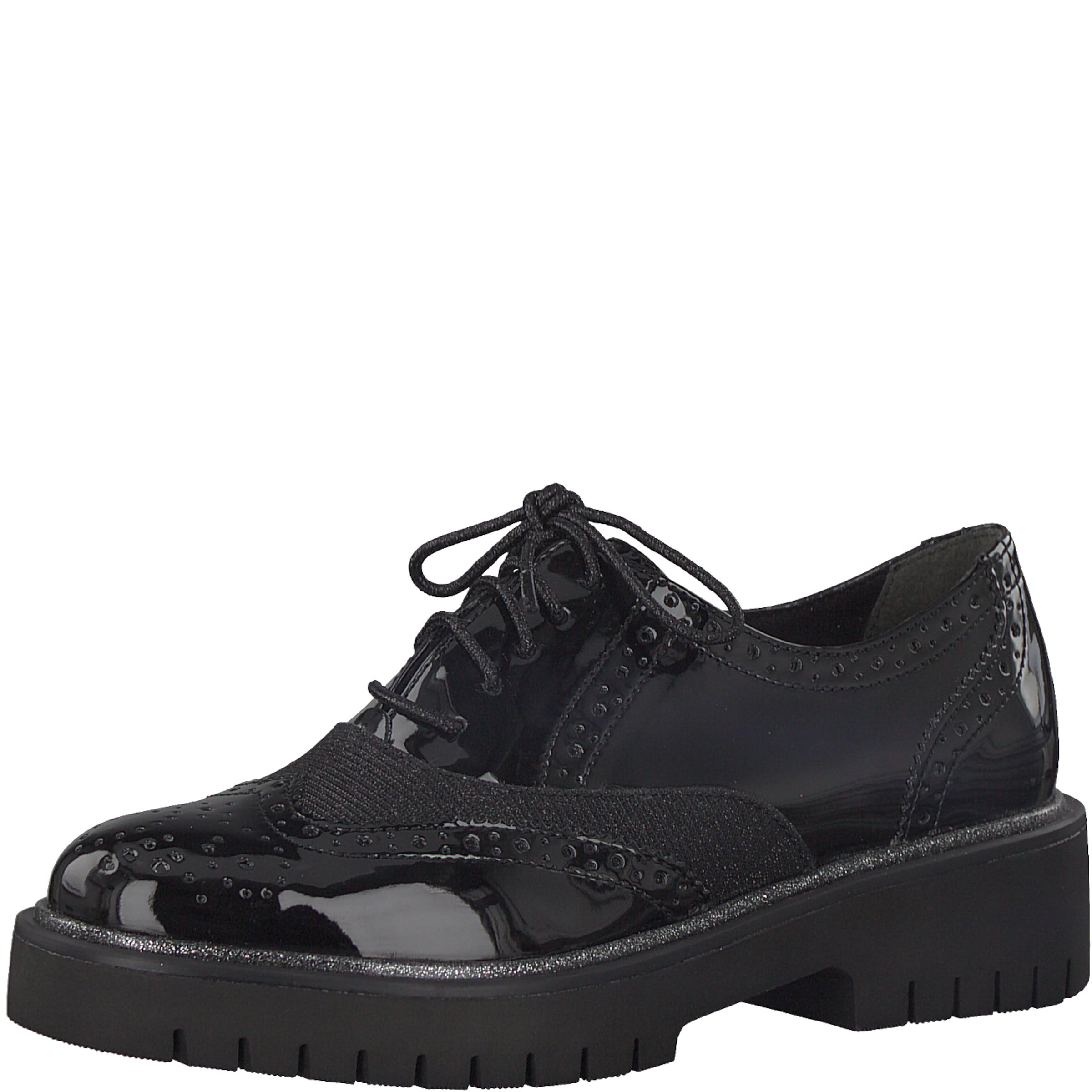 TAMARIS Schnürer Verschleißfeste billige Schuhe Hohe Qualität