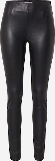 Gestuz Leder Leggings 'SashaGZ' in schwarz, Produktansicht