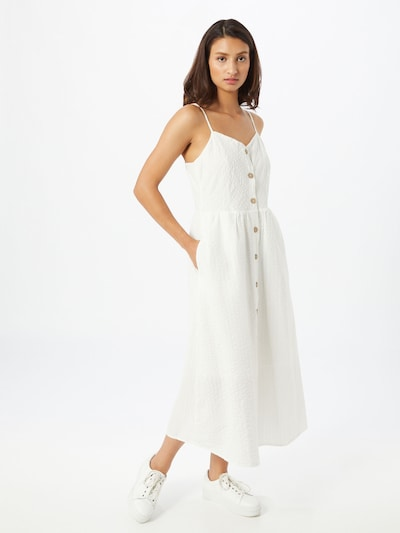 s.Oliver Letní šaty - krémová, Model/ka