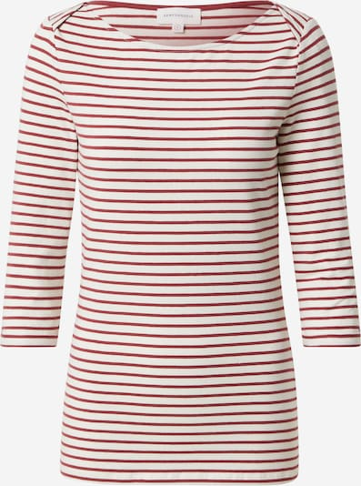 ARMEDANGELS Tričko 'DALENAA' - červená / bílá, Produkt