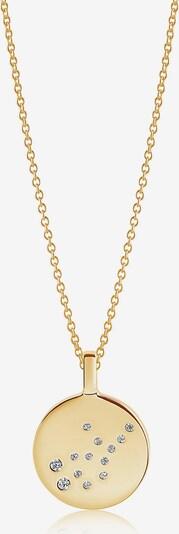Sif Jakobs Kette 'Sternzeichen Jungfrau' in gold, Produktansicht