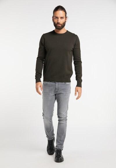 RAIDO Pullover in oliv, Produktansicht