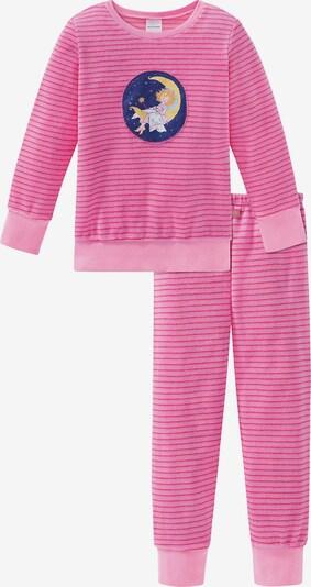 SCHIESSER Schlafanzug in rosa, Produktansicht