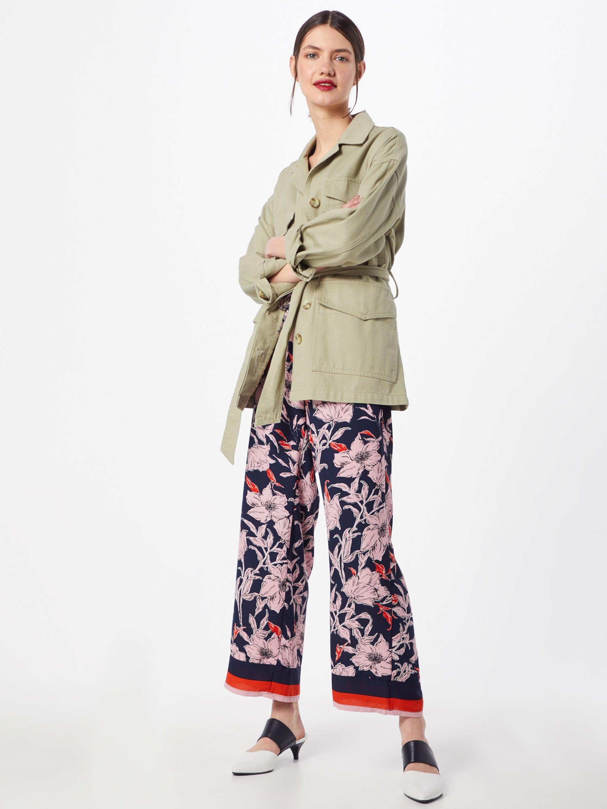 Exp' DonkerblauwRosa Rood Wvn Ank In Jacqueline Yong De Pant 'jdyyadira Broek HIW9E2D