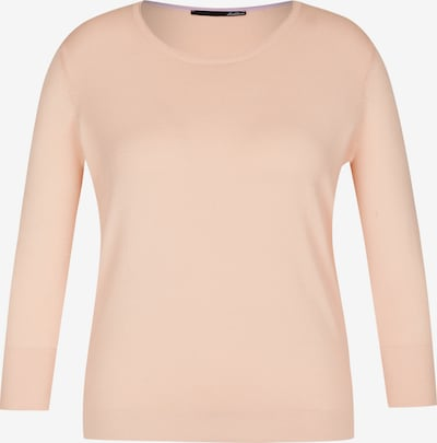 Lecomte Pullover in apricot, Produktansicht