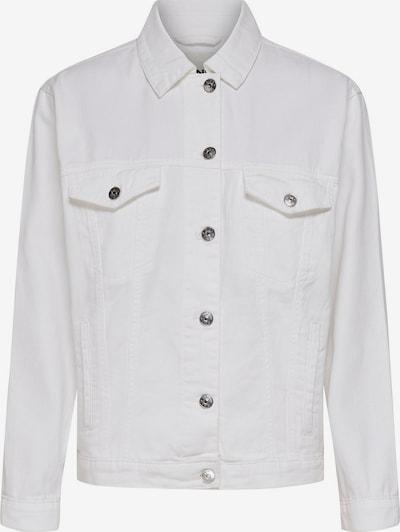 ONLY Tussenjas in de kleur Wit, Productweergave