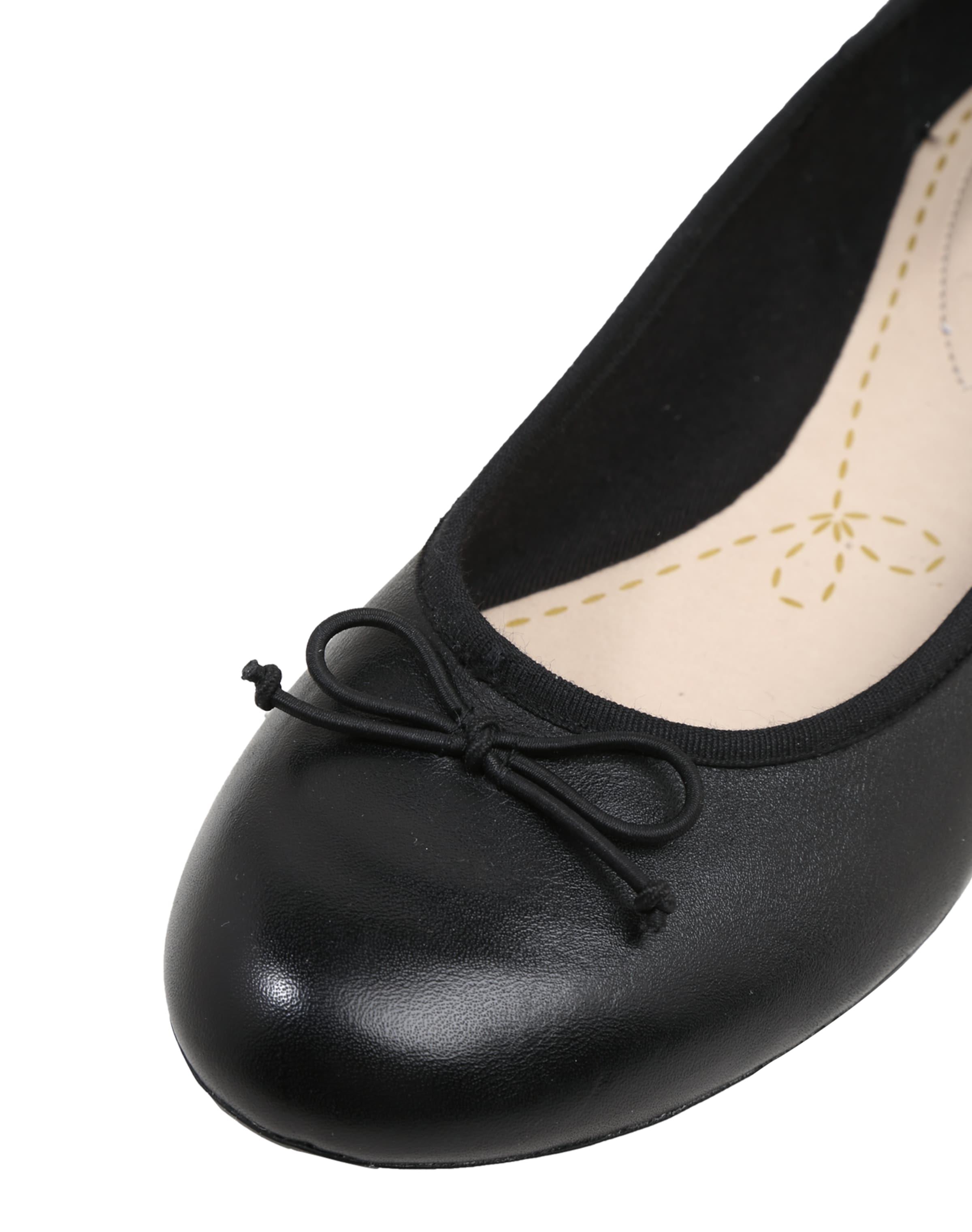 CLARKS Ballerina 'Couture bloom Leder Großer Rabatt Rabatt Rabatt 9f36b7