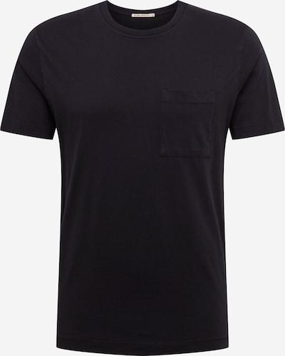 Nudie Jeans Co T-Shirt 'Roy' en noir, Vue avec produit