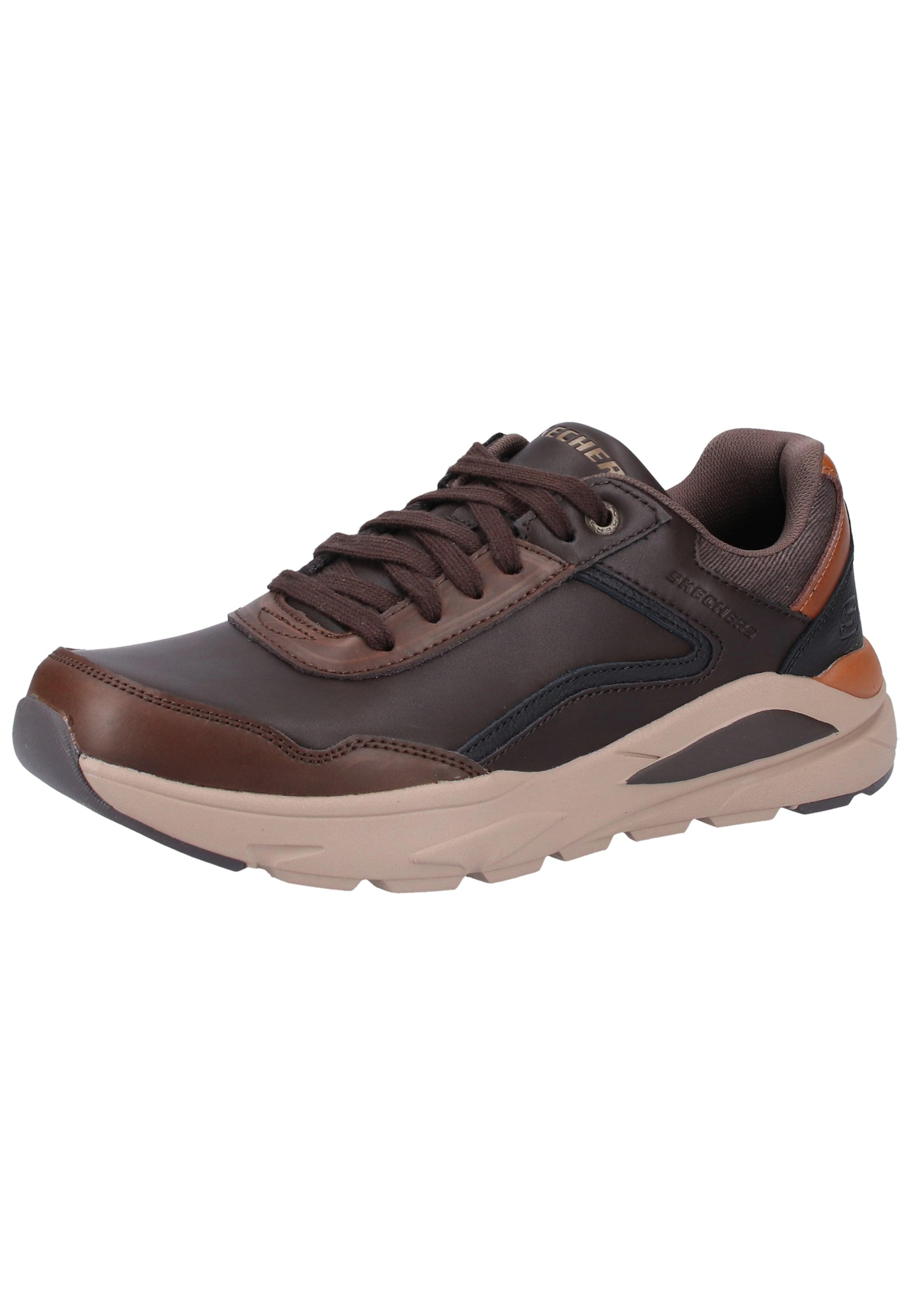 BraunCognac Sneaker Skechers In Dunkelbraun Skechers Sneaker In mOvnyN0w8