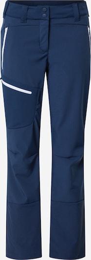 ZIENER Pantalon de sport 'NOLANE' en bleu marine, Vue avec produit