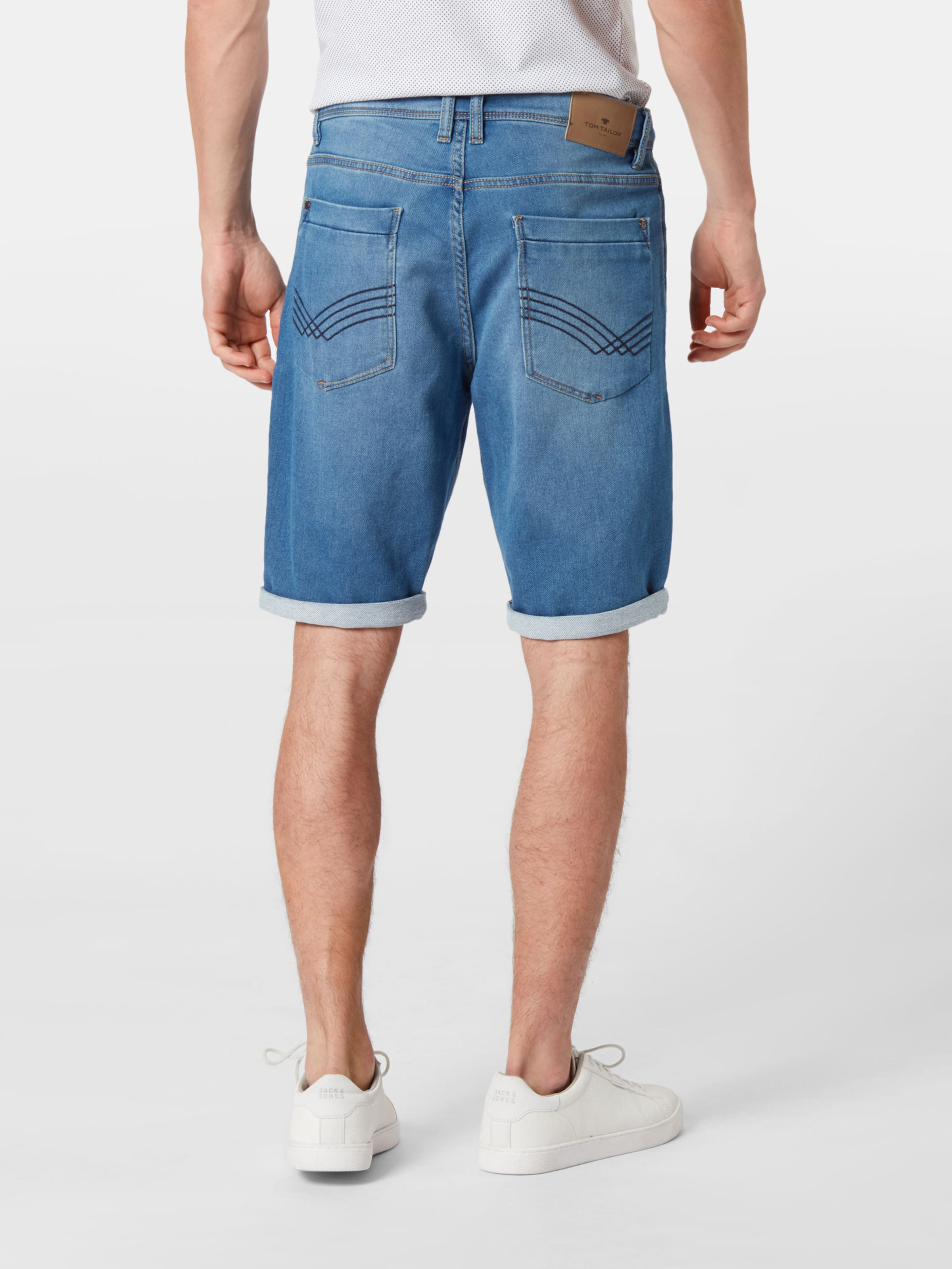 Jean En Denim 'josh' Tom Tailor Bleu rBeodCWx
