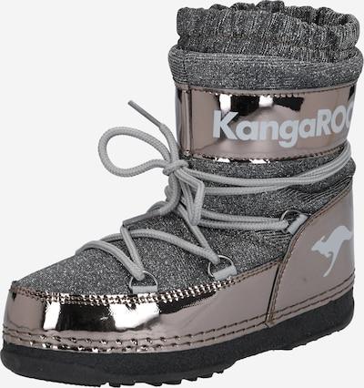 KangaROOS Snowboots 'K-Moon' in grau, Produktansicht