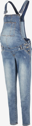 MAMALICIOUS Overall in blue denim, Produktansicht