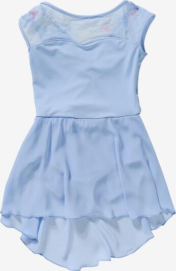 Mirella Ballettkleid in blau, Produktansicht