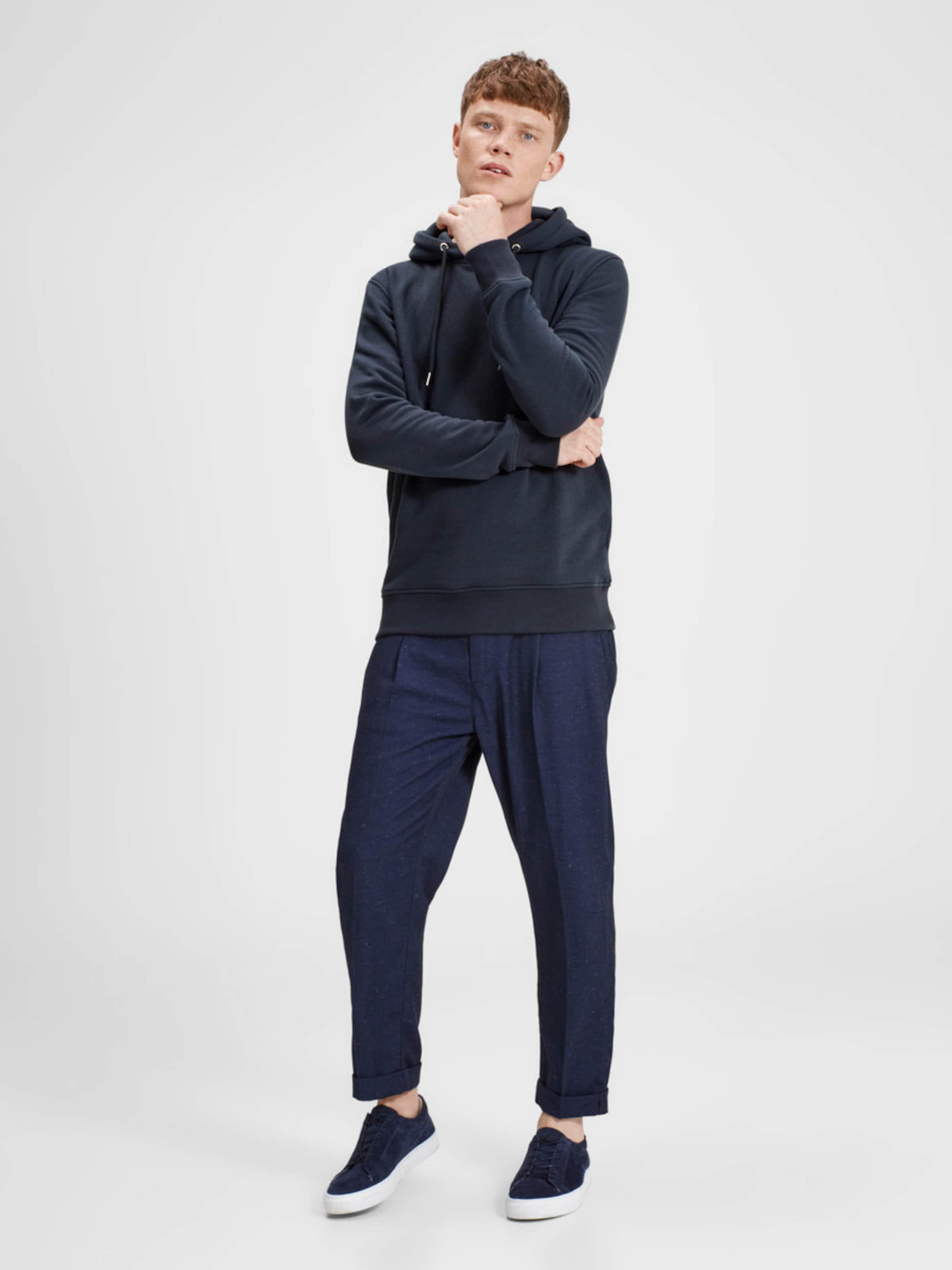 JACK & JONES Minimales Sweatshirt Rabatt Bestellen Rabatt Viele Arten Von Günstige Preise Freies Verschiffen Empfehlen Mit Paypal Bezahlen Z8zKP