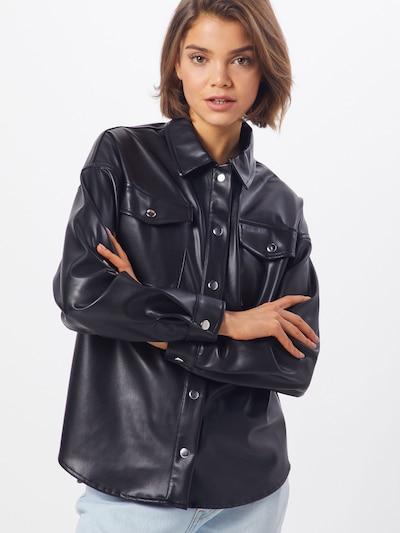 Worst Behavior Damen - Jacken & Mäntel 'Blouse Carousel' in schwarz, Modelansicht