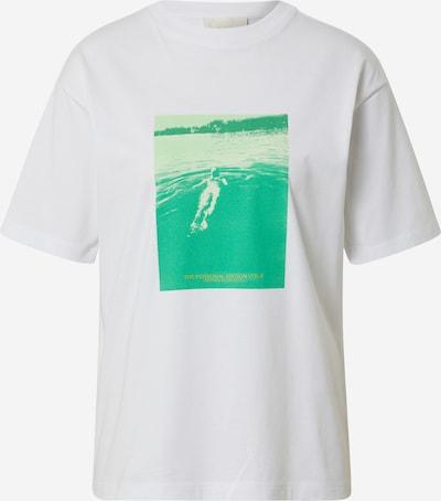 LeGer by Lena Gercke T-Shirt 'Lena ' in weiß, Produktansicht