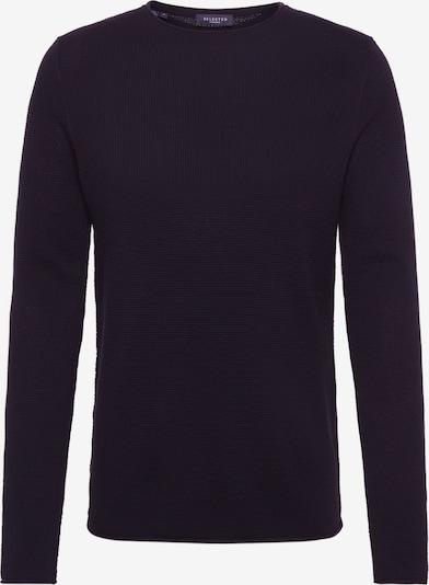 SELECTED HOMME Pullover 'ROCKY' in schwarz, Produktansicht